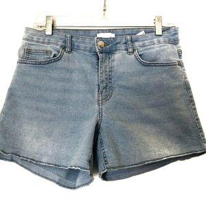 H&M Jean shorts size 8